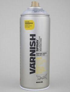 Montana Gloss Varnish Spray Can - 400ml