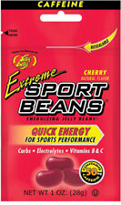 New JellyBelly Extreme Sport Beans: Cherry Box of 24
