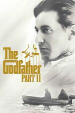 Godfather Part 2 Ii Poster Tv Movie Photo Poster |24 by 36 inch| 2A