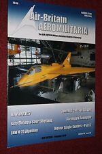 Air Britain Aeromilitaria 142 Summer 2010 Swiss N20,USS Lexington,P1127,USAF C82