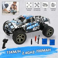 RC Auto Geländewagen Offroad Monster Truck Kinder Spielzeug Ferngesteuertes LKW