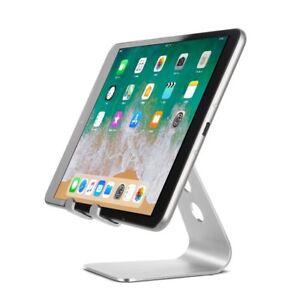 Universal Soft Use Aluminum Alloy Tablet Stand Holder Mount Desktop For Phone