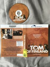 Tom of Finland (DVD, 2018) Gay Interest Based on A True Story