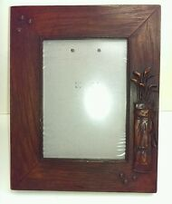 """Golf Bag Photo Picture Frame 5""""x 7"""" Appears to be Unsused Home or Office Gift"""