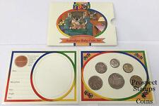 2001 Royal Australian Mint Baby UNC Mint Set