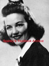 1940's actress Dorothy Malone High School YB~Written on the Wind~The Big Sleep~+