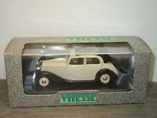 Mercedes 170V Cabrio Limousine - Vitesse No: 167 - 1:43 in Box *34818