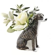 Quaiil Ceramics - Greyhound Flower Vase - Large