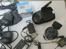 Large Lot X10 and Creative B/W & color cameras - used