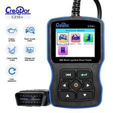 Creator C310+ OBDII Code Reader Scanner Multi System Auto Diagnostic Scan Tool