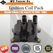 Ignition Coils for Mazda Tribute 2.0L 4 cyl CY YU 2000-2004