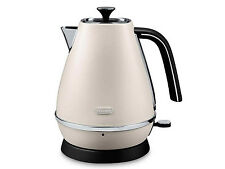 DeLonghi KBI2001W Distinta Kettle - Pure White - RRP $179.00