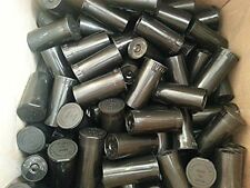 50 Pack of Black 13 Dram Pop Top Bottle Rx Vial Medical Grade Pill Box Herb Cont