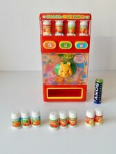 "Vintage Disney Store ""Winnie The Pooh Juice Vending Machine"" Loose Toy Japan!"