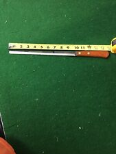 """Robeson Frozen Heat Brad Knife Vintage VTG Free Shipping Made In USA 10"""" Blade"""