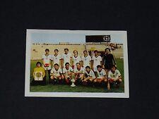N°150 RABA ETO GYÖR HONGRIE MAGYAR C2 FOOTBALL BENJAMIN EUROPE 1980 PANINI