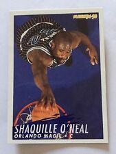 1994-95 Fleer NBA Basketball Card - Orlando Magic #160 Shaquille O'Neal