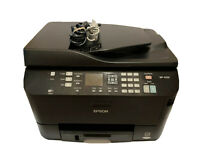 Epson WP-4530 WorkForce Pro All-In-One Inkjet Printer Parts/Repair W/Ink!