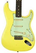 Fender Custom Shop 1963 Stratocaster Journeyman Relic in Graffiti Yellow