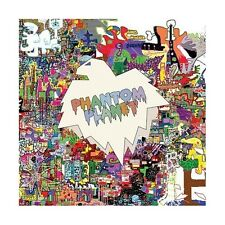 CD PHANTOM PLANET OMONIMO ST (CONTIENE CALIFORNIA) 5099751602293
