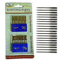 Sewing Machine Needle Overlock Handcraft Embroidery HAx1  14/90 16/100  20-Pack