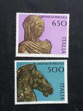 REPUBBLICA SERIE ARTE ITALIANA  MNH** 1988