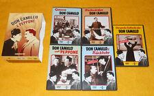 Don Camillo und Peppone Sammleredition - 5 DVD Box