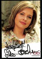 Silke Böschen RBB Autogrammkarte Original Signiert ## BC 23764