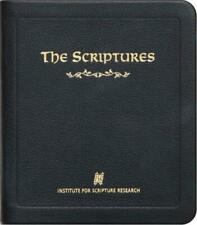 The Scriptures ISR Softcover Institute for Scripture Research Bible