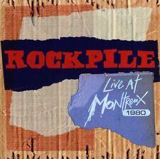 Rockpile - Live at Montreux 1980 [New CD]