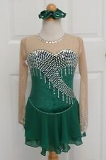 Kim Competition Ice Skating Dress Child Size 6-7