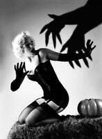 Vintage Halloween Pin Up Photo 899 Oddleys Strange & Bizarre