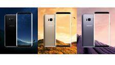 Samsung Galaxy S8 SM-G950FD 64GB Dual Sim Black Gold Silver Factory Unlocked