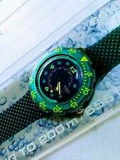 SWATCH SCUBA SDN100 - BLUE MOON - 1991 - NUOVO