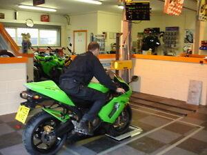 MOTORCYCLE MOT - V-TEN MOTORCYCLES - THORNBURY BRISTOL