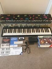 Commodore 64 /128  Music Expansion System Sound Expander Boxed Tested 12 Pics.