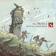 The Dota 2 (Official Soundtrack) - Valve Studio Orchestra (NEW CD)