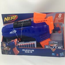 Nerf N-Strike Elite Rukkus ICS-8 With Darts