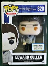 EDWARD CULLEN (VAMPIRE) #320 Twilight Funko Pop EXCLUSIVE BARNES & NOBLE!