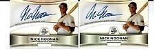 2 Each 2010 Platinum Prospect Auto Refractor # BPA-NN Nick Noonan S.F. Giants
