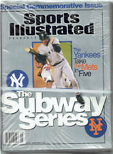 Sports Illustrated Subway Series Yankees Win Newsstand Edition  Lot of 20 RARE