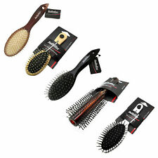 5 x BaByliss Childrens Adults Assorted Bristle Massage Easy Detangle Hairbrushes