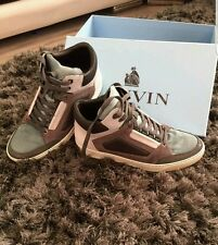 lanvin mid top sneackers  680 $ high top shoes
