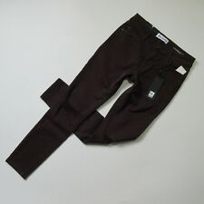 NWT DL1961 Margaux in Malbec Wine Instasculpt Ankle Skinny Stretch Jeans 26