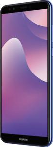"""Huawei Y7 2018 DualSim blau 16GB LTE Android Smartphone 6"""" Display 13Megapixel"""