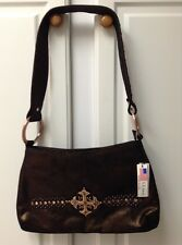 BB SIMON BRONZE  HANDBAG  SWAROVSKI CRYSTALS NEW WITH TAGS