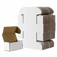 Cardboard Boxes For Small Business Packing And Mailing Pack Of 50 White