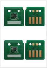 4 x  CT201680 CT201681 CT201682 CT201683 Toner Chip For Xerox DocuPrint C505d