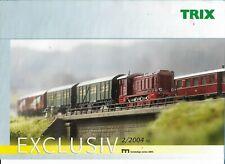 Trix Exclusiv 2/2004 eenmalige series 2004 Nederlands