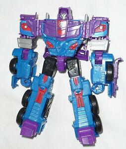 Hasbro Transformers Combiner Wars G2 Menasor Motormaster ONLY INCOMPLETE